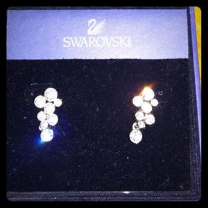 ❄Swarovski❄Crystal/Rhinestone Earrings